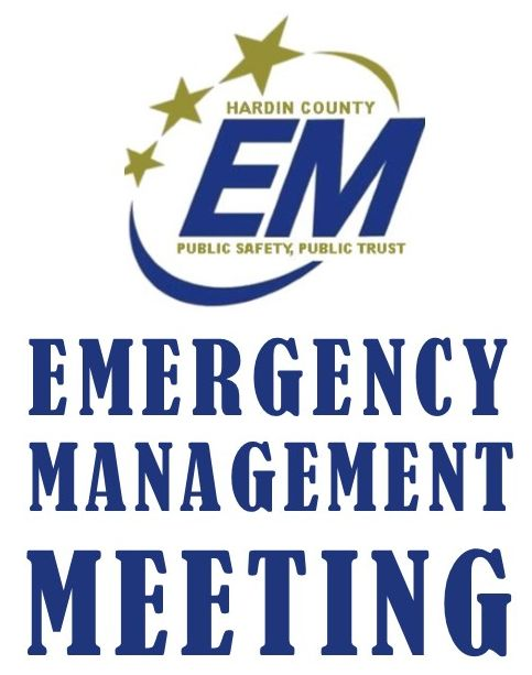 Emergency Management Meeting