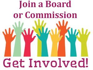 Join Board or Commission
