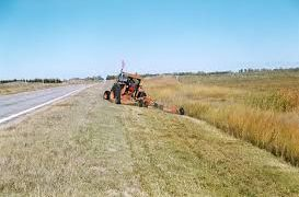Mowing Ditch
